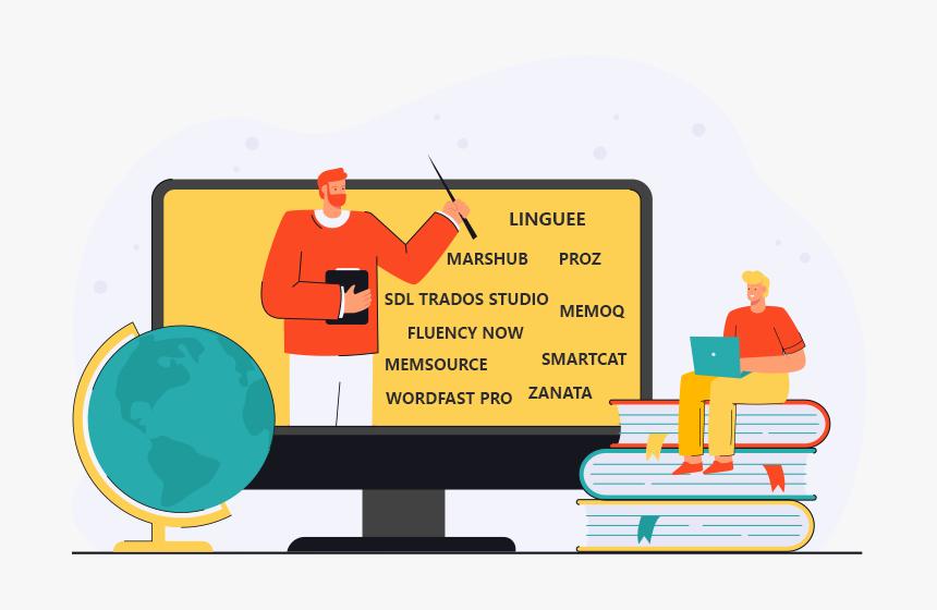 Professional Translation Software Recommended by Translators Marshub